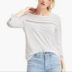 ⭐️3for$25 Gap Lace Blouse
